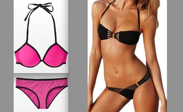 Bikini set lot of 2 (Size:S)