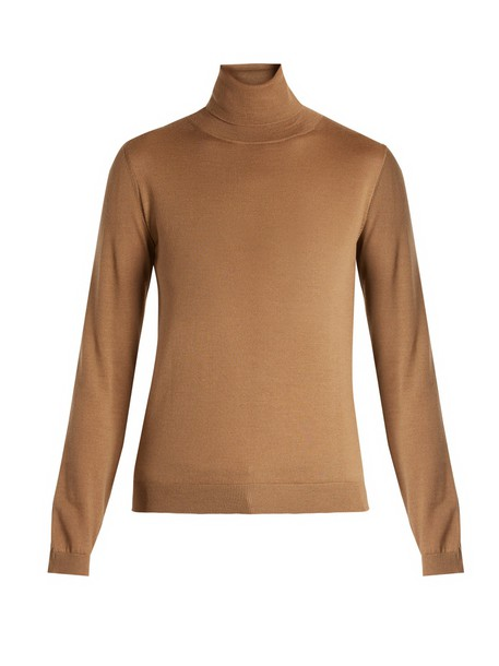 sweater camel