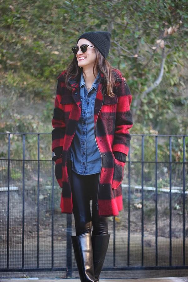 frankie hearts fashion coat pants shirt shoes sunglasses hat