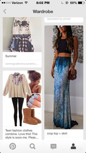 skirt pattern navy blue skirt maxi skirt snake print