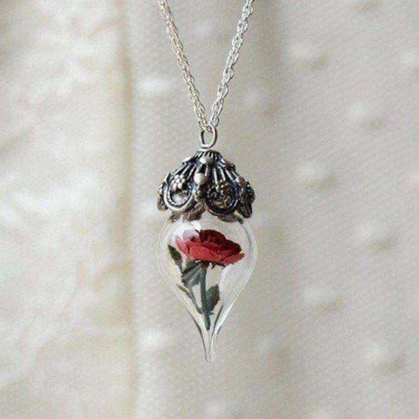 jewels necklace pendant vintage
