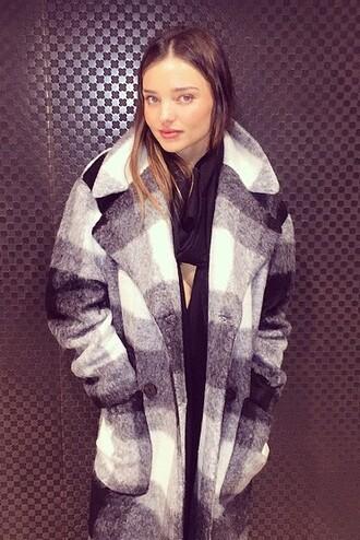 coat miranda kerr fall outfits winter coat