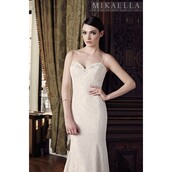 dress,2016 mikaella bridal,prom dresses on sale,wedding dress,stunning dress,high-low dresses