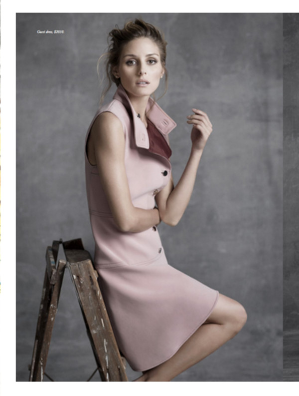 dress gucci olivia palermo