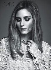 lace,blouse,olivia palermo,top