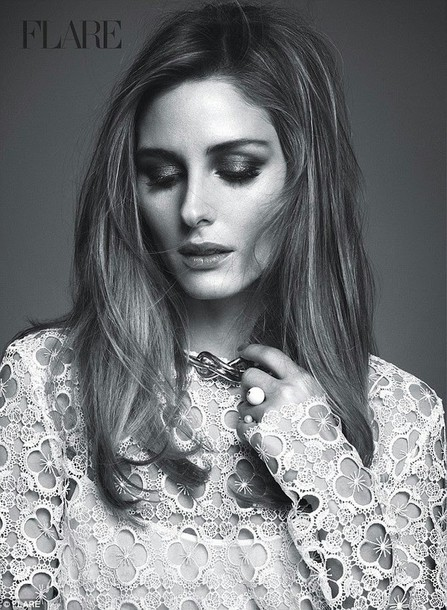 lace blouse olivia palermo top