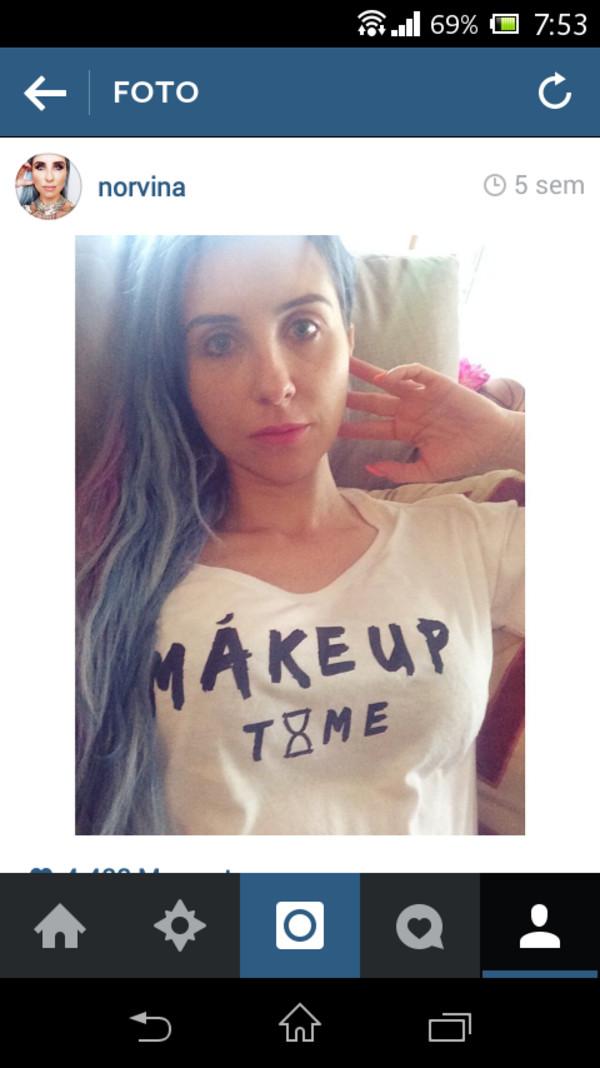 make-up t-shirt t-shirt top grey tank top starbucks coffee logo