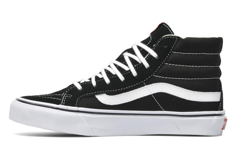 Sk8-Hi Slim Vans (Noir) : livraison gratuite de vos Baskets Sk8-Hi Slim Vans chez Sarenza