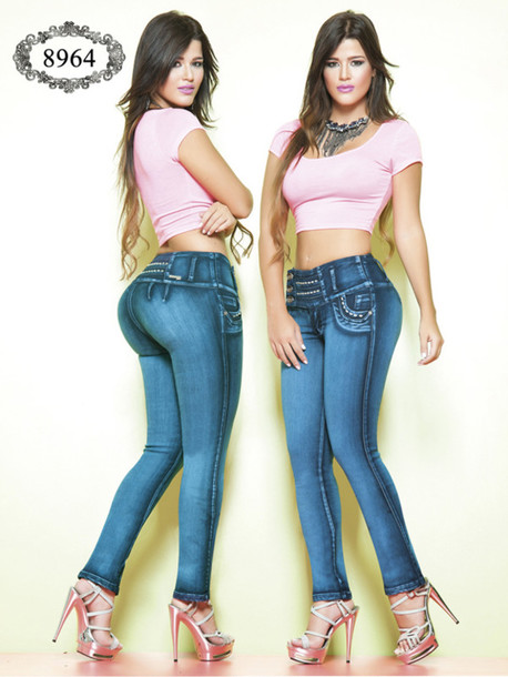 Jeans: colombian butt lift jeans, sexy jeans, skinny jeans ...