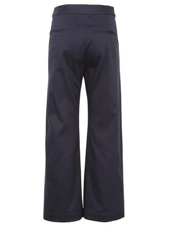 new navy pants