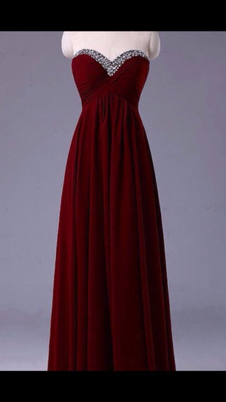 dress red prom dresses prom dress red dress red