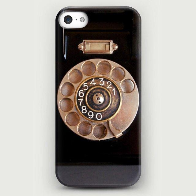 OLD BLACK PHONE By Simone Morana ... | Vertigo Official Store | Depop
