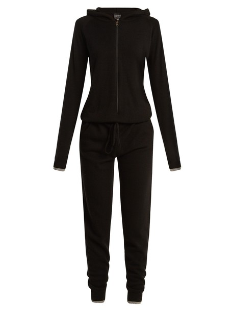 PEPPER & MAYNE jumpsuit black