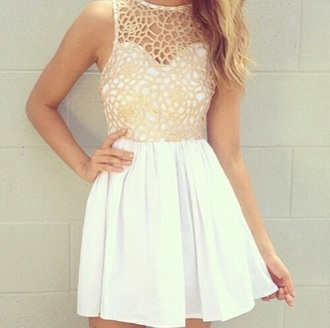 dress white dress cute dress lace dress white lace dress bustier bustier dress summer outfits summer dress summer out