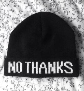 hat beanie black white unisex dope black hats style fashion dope wishlist girly wishlist cap