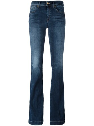 jeans style blue
