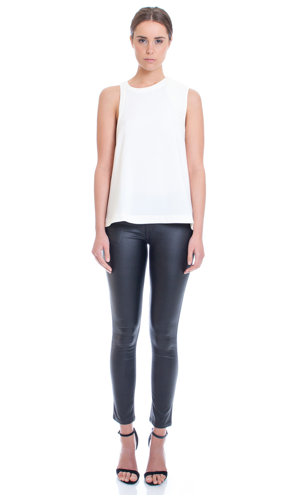 CROPPED Montrer Skinny Jean – le super shop