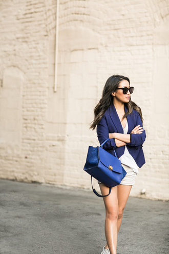 wendy's lookbook blogger top jacket t-shirt shoes bag sunglasses