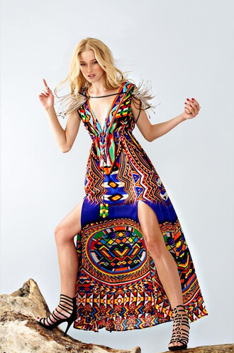 dress parides luxury blue bikiniluxe