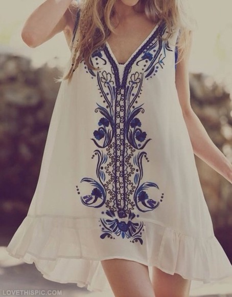dress summer sundress