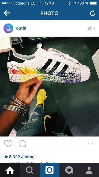 shoes adidas shorts basket sneakers