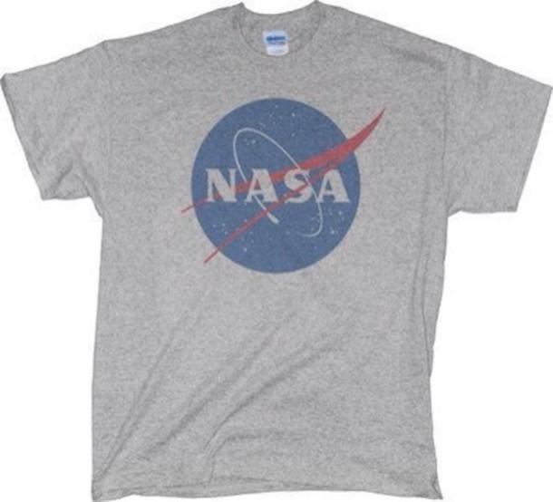 t-shirt nasa top