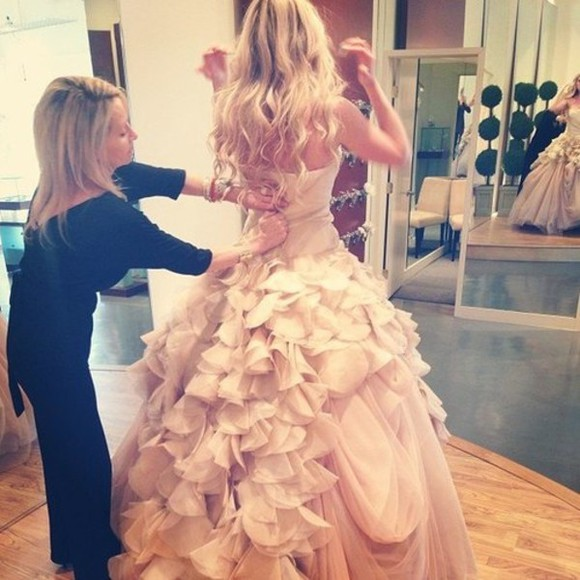 dress wedding dress prom dress clothes: wedding long prom dresses 2014 prom dresses ball gown wedding dresses beautiful ball gowns ball gown ball gown dresses pink tumblr