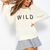 Wildfox - Baggy Beach Jumper - Wild - Vintage Lace