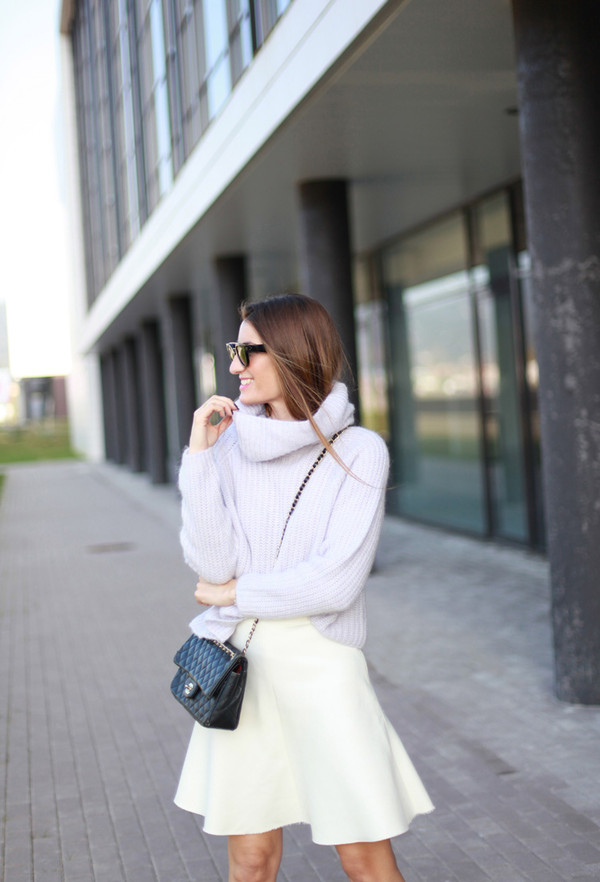 b a r t a b a c sweater skirt bag shoes jewels sunglasses
