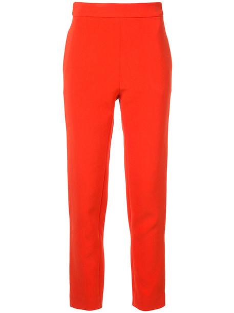 macgraw women red pants