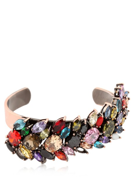 IOSSELLIANI cuff cuff bracelet mandala rose gold rose gold jewels