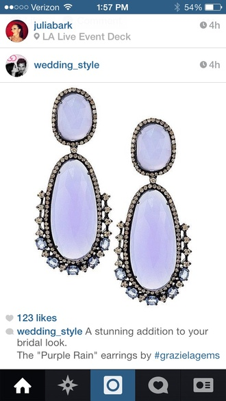jewels cross earring crystal long earrings stones jewelery