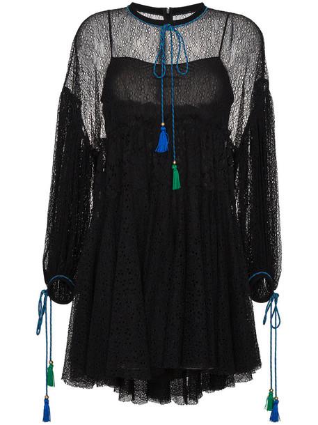 Philosophy di Lorenzo Serafini dress mini dress mini women lace black