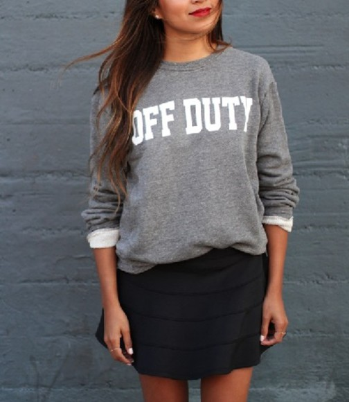 my daily style sweater love more sweatshirt like help me pls grey sweatshirt tumblr where to get it? :) instagram fashion