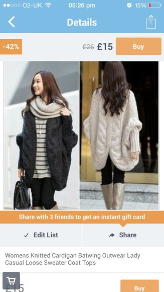cardigan winter outfits knitwear