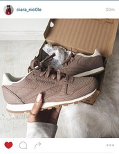 shoes,reebok classic,Reebok,trainers,brown,beige,sporty,animal print,crocodile,fashion,nude sneakers,low top sneakers