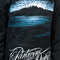 Parkway drive deep blue new sweater / black-102-00014924
