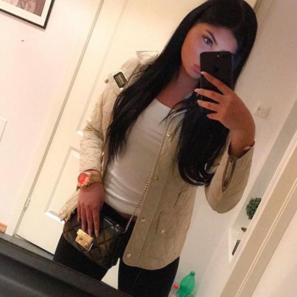 jacket beige jacket luxury luxury jacket clothes blogger brands fall jacket