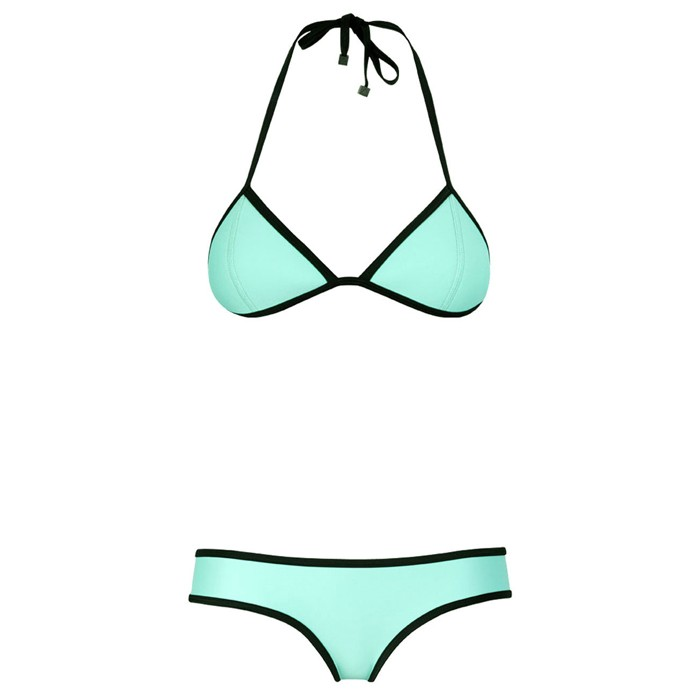 bikini groen
