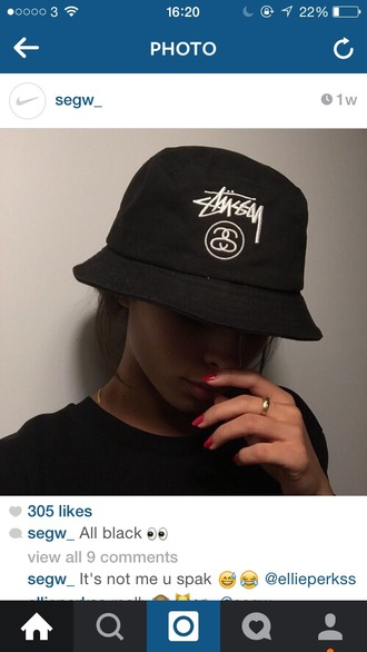 hat stussy stussy bucket hat bucket hats