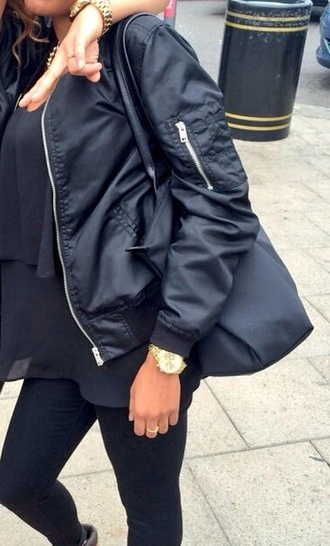 jacket topshop zara black coat puffa coat
