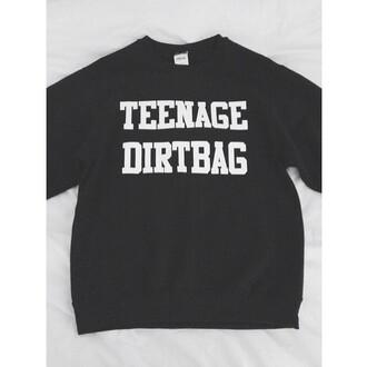 jacket jumper teenage dirtbag