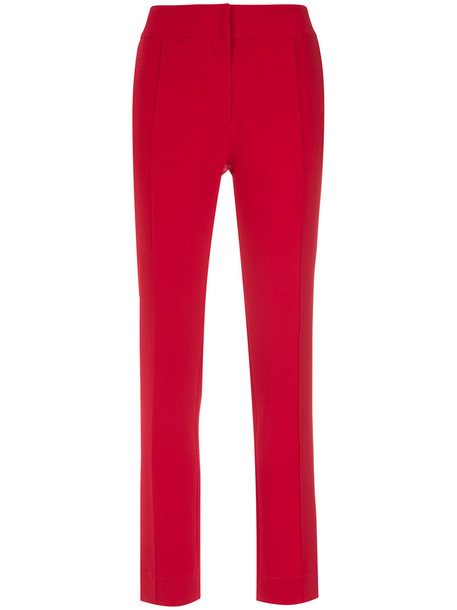 women spandex red pants