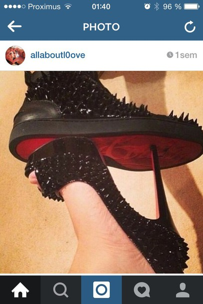 shoes louboutin