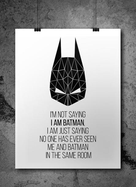Home Accessory Batman Superheroes Marvel Superheroes