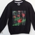 Black - Trill Crewneck / New Domain Clothing