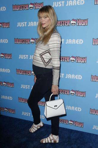 jacket purse jaime king sandals bag