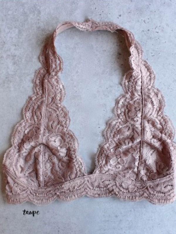 underwear girly pink lace bra bra bralette lace lingerie