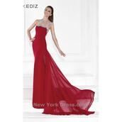 dress,high-low dresses,tarik ediz dress,unique shoes,charming design,wedding dress