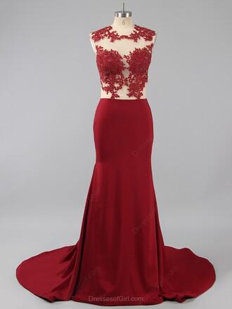 dress red formal fashion elegant gown prom classy sexy beautiful dressofgirl
